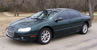 1999 Chrysler Lhs - Great Cheap Luxury Transportation photo