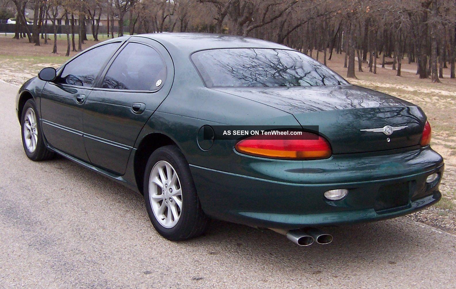 Chrysler Lhs Great Cheap Luxury Transportation Lgw