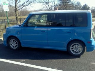 2005 Scion Xb Base Sport Wagon 5 Speed,  Daily Driver,  Tires photo