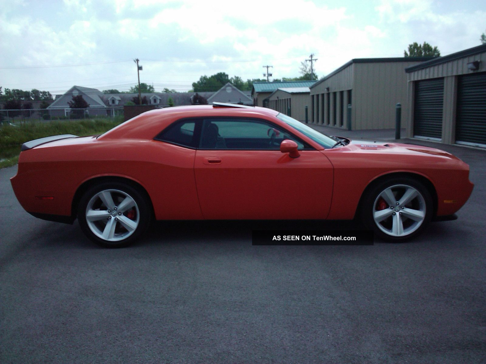 2008 dodge challenger srt8 coupe 2 door 6 1l. Cars Review. Best American Auto & Cars Review