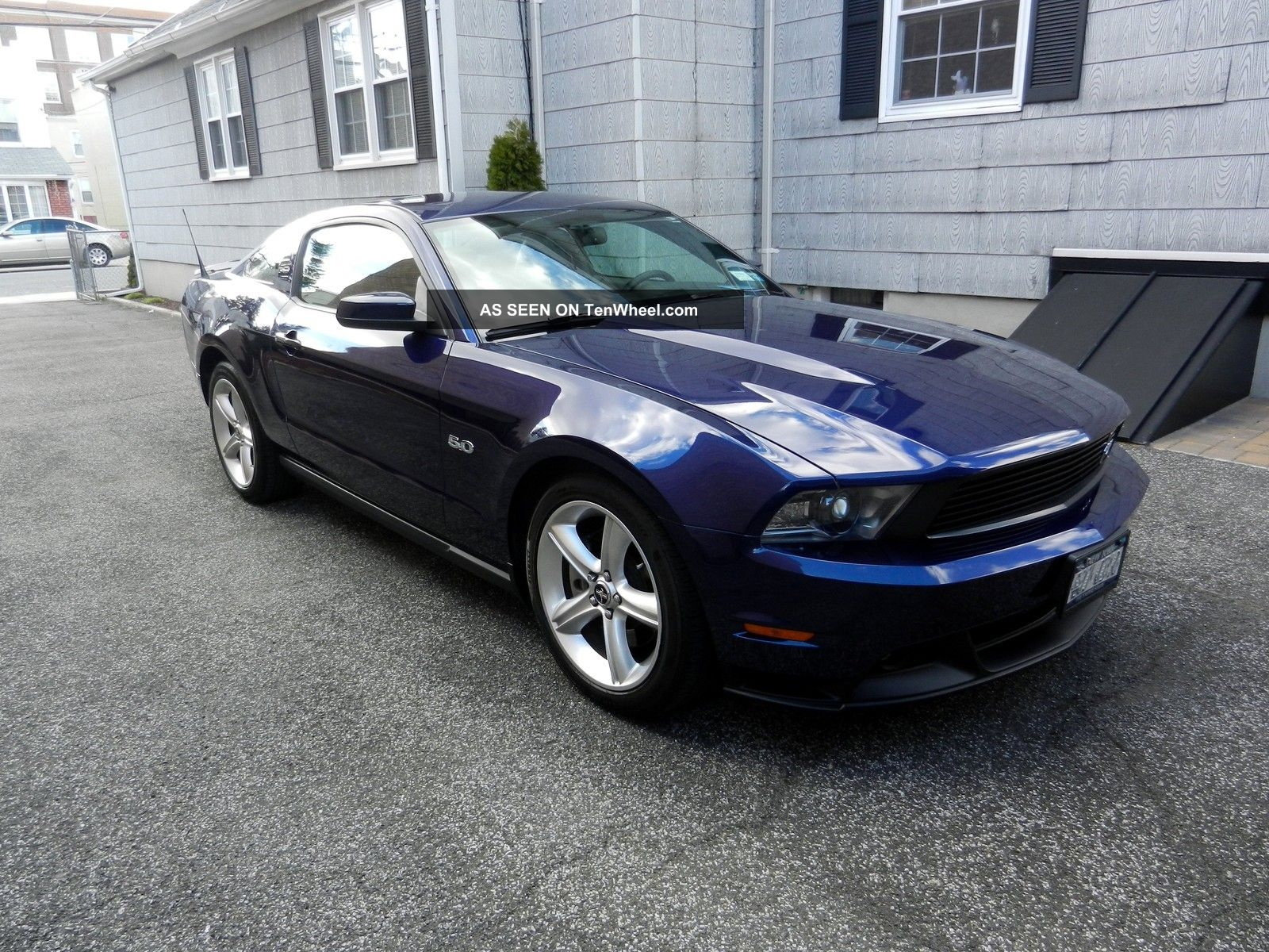 2012 Ford Mustang Gt Coupe 2 Door 5 0l