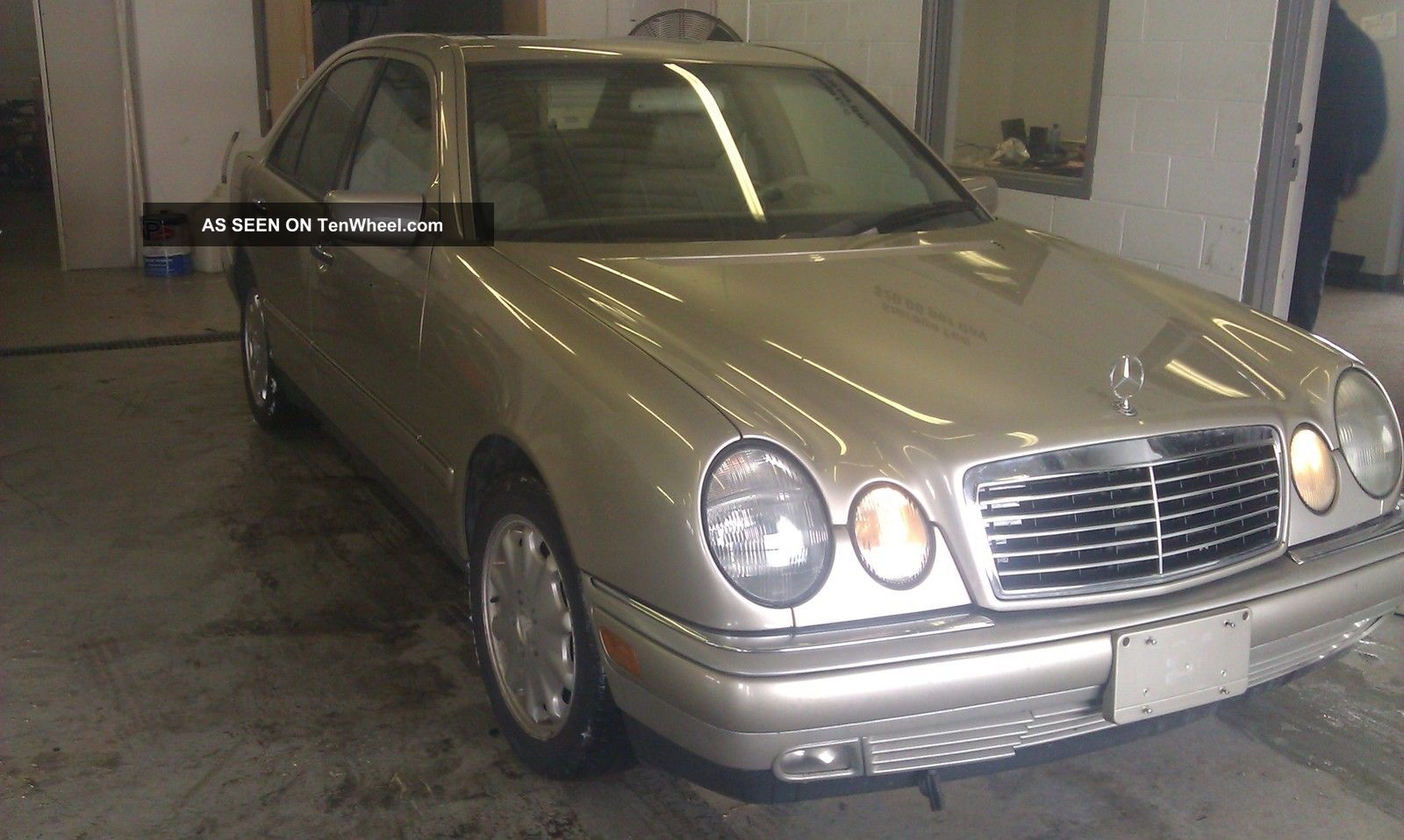 1998 mercedes benz e300 turbo diesel