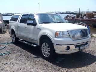2006 Lincoln Mark Lt Crew Cab Pickup 4 - Door 5.  4l 4wd photo