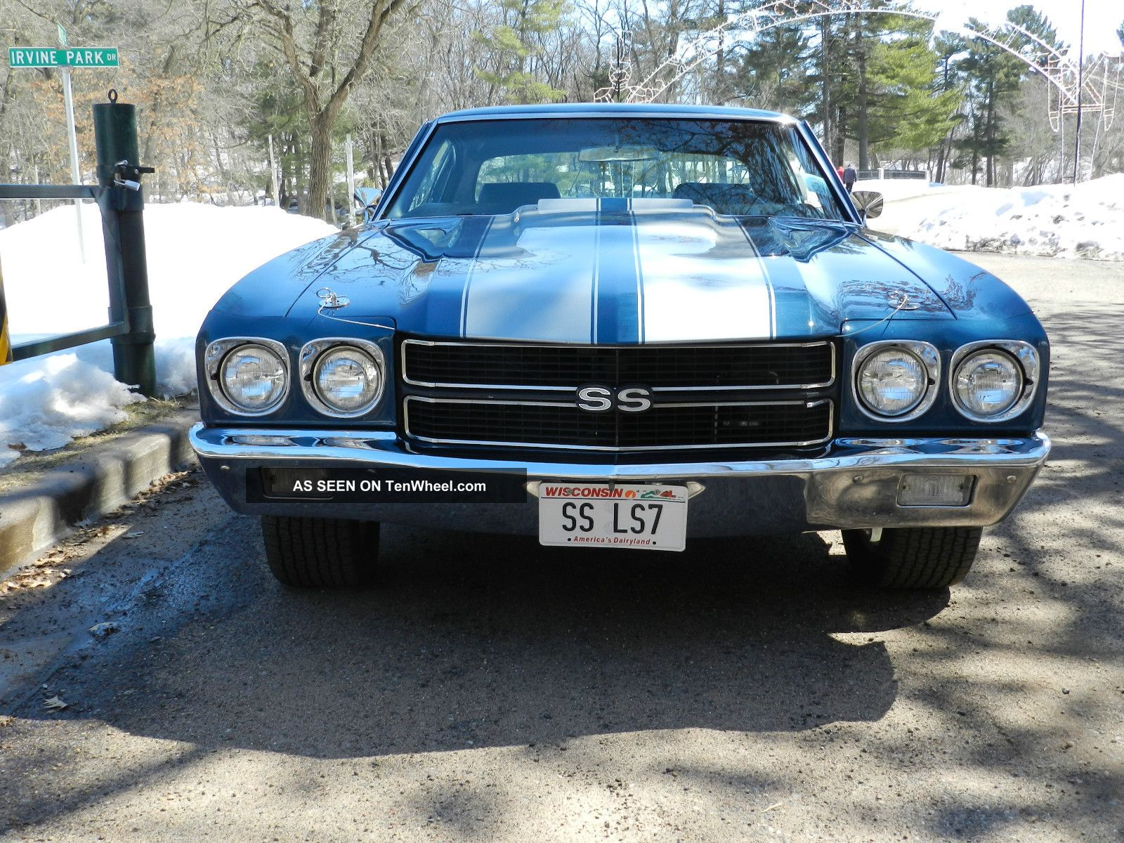 1970 Chevrolet Chevelle Ss For Sale In Colorado Autos