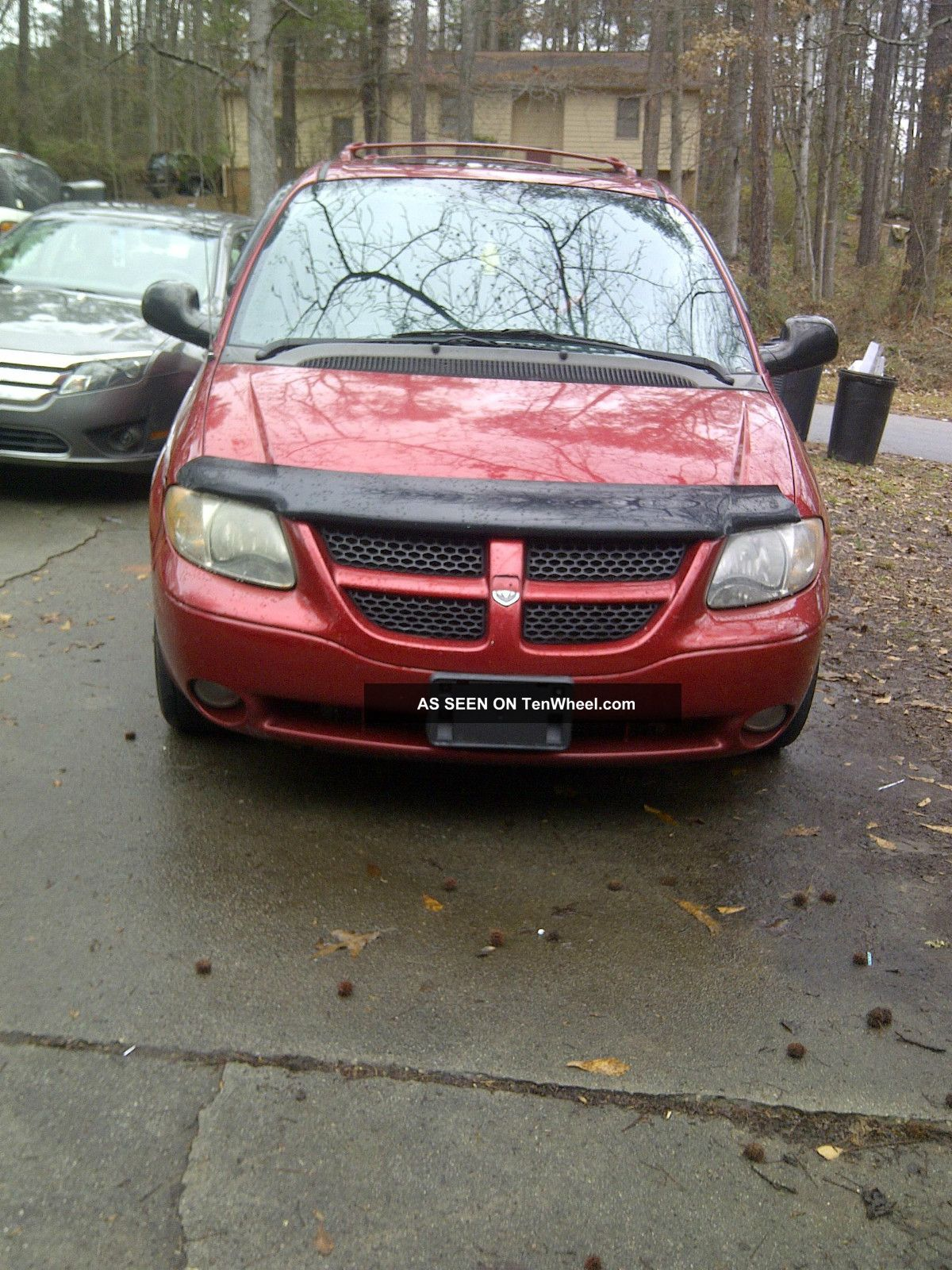 2004 Grand Caravan Sxt Anniversary Edition Grand Caravan photo