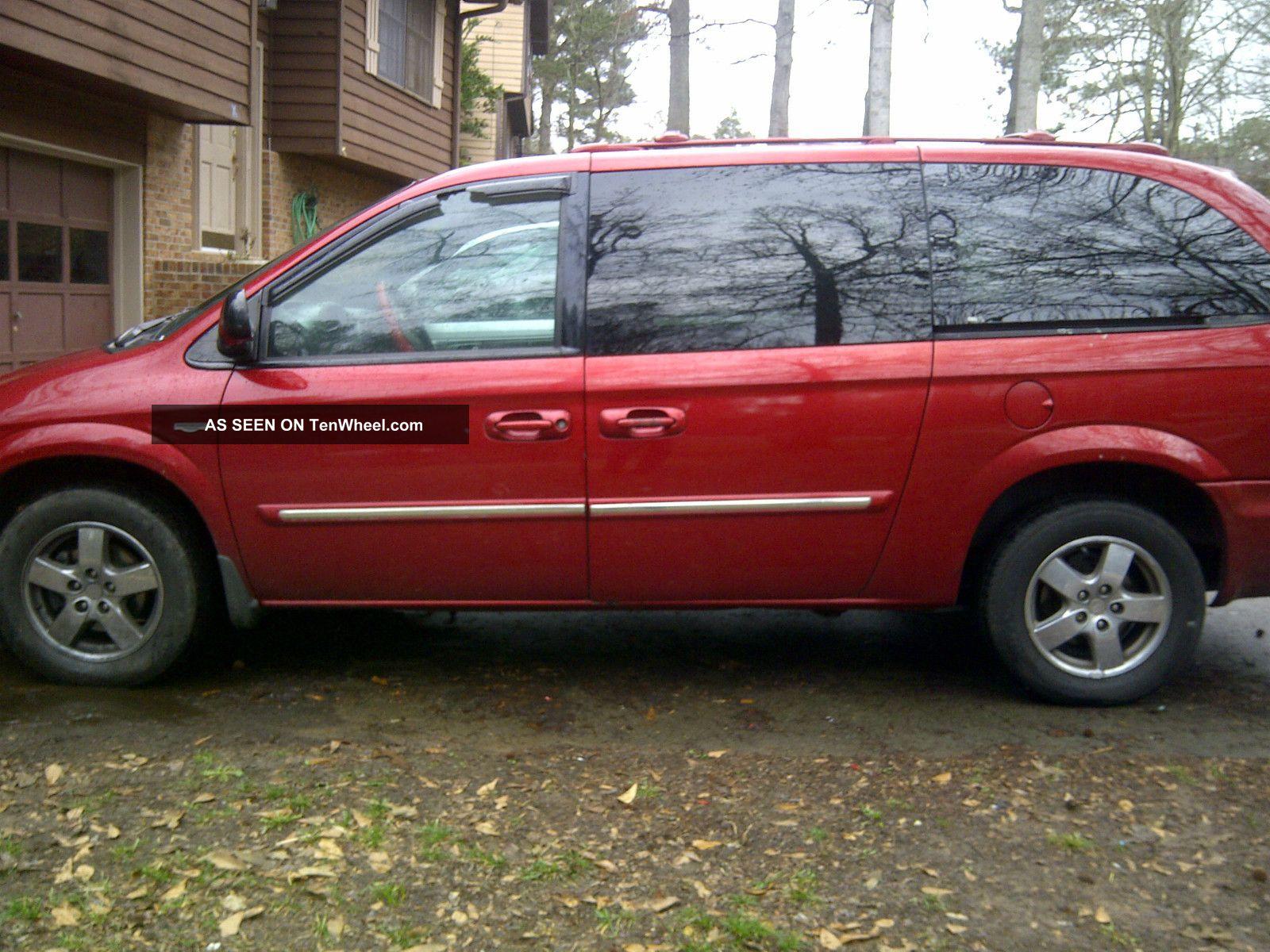 2012 dodge caravan manual