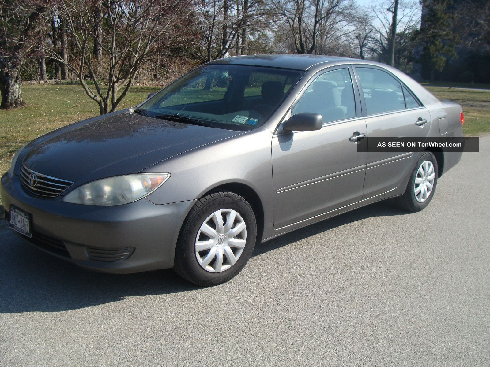2006 toyota camry le 4 door sedan. Black Bedroom Furniture Sets. Home Design Ideas