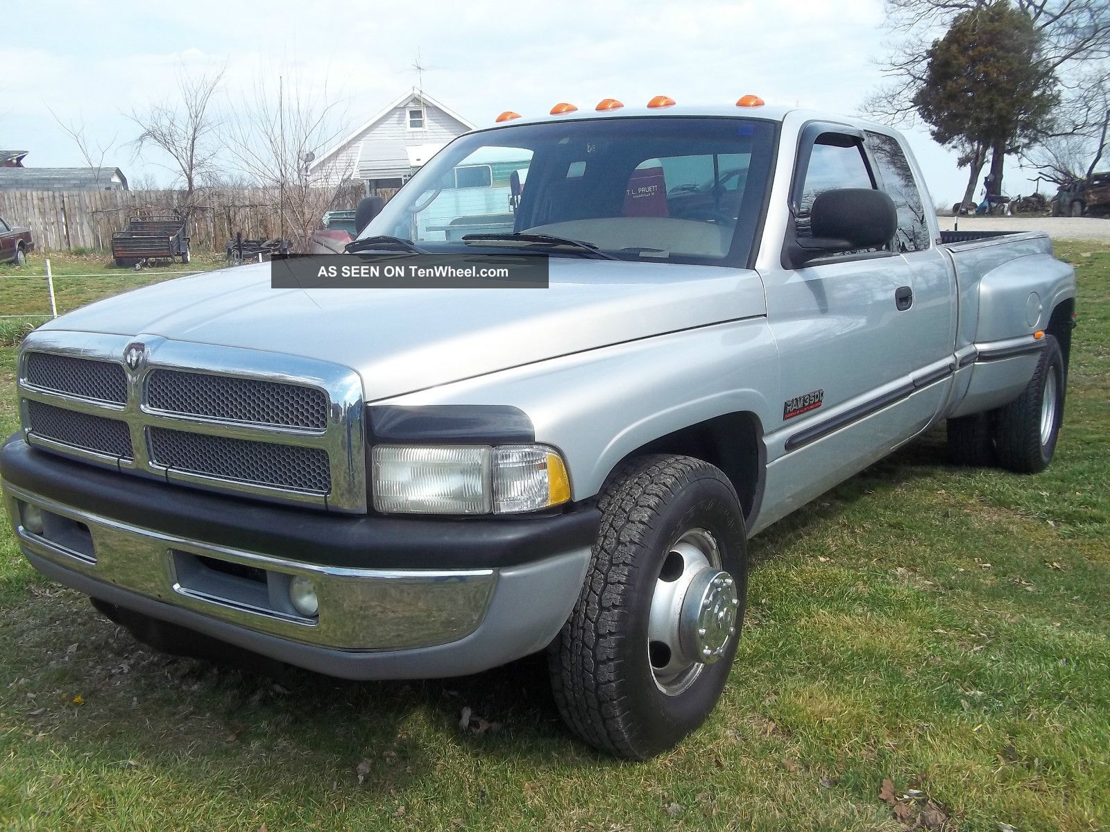 1999 dodge ram 3500 dually turbo diesel 5 9l. Black Bedroom Furniture Sets. Home Design Ideas