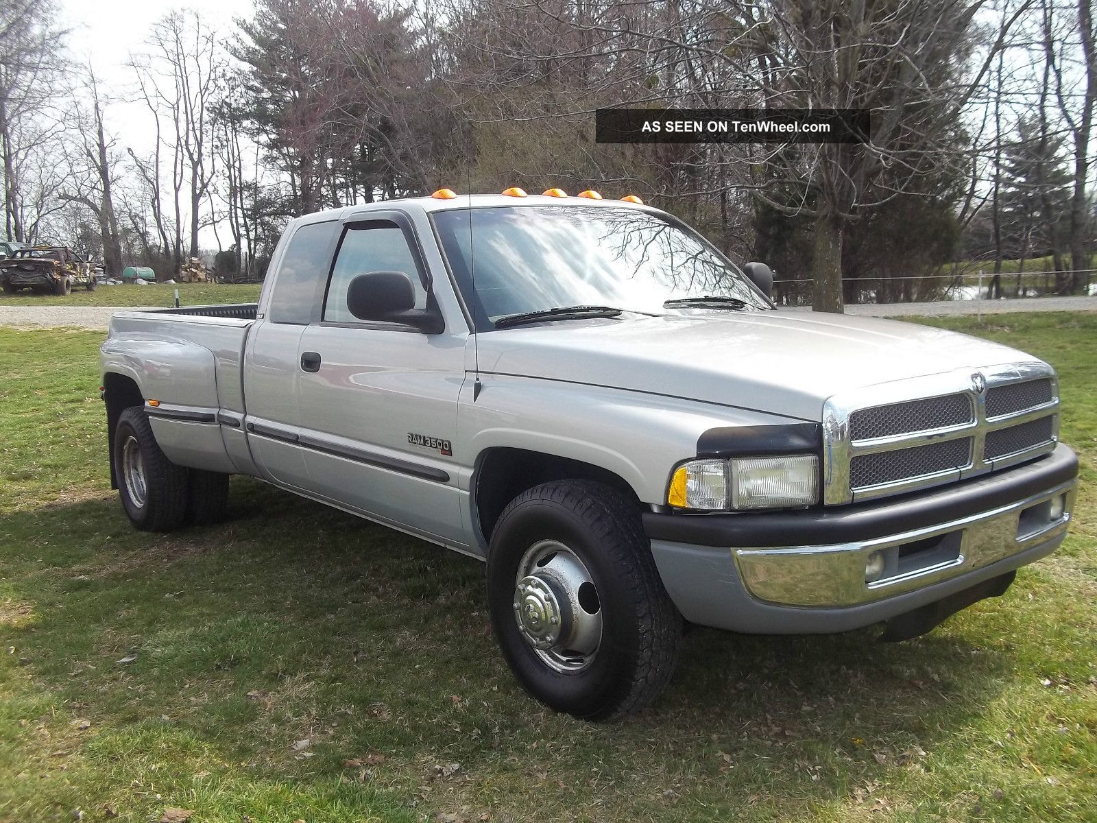 Dodge 3500 diesel dually 4x4 fuel mileage autos post