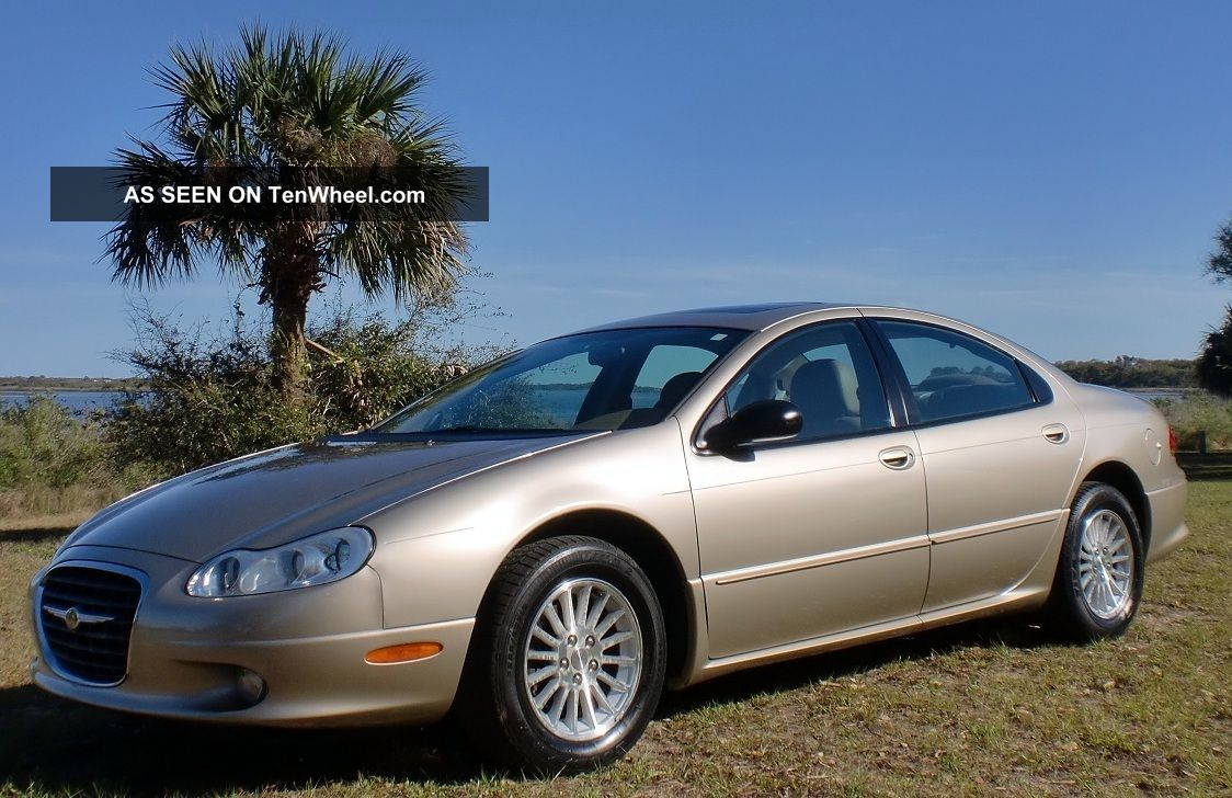 2004 chrysler concorde lxi 3 5l 39k orig garaged pristine fl car. Cars Review. Best American Auto & Cars Review