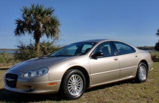 2004 Chrysler Concorde Lxi,  3.  5l,  39k Orig,  Garaged,  Pristine,  Fl Car,  150 Pics photo