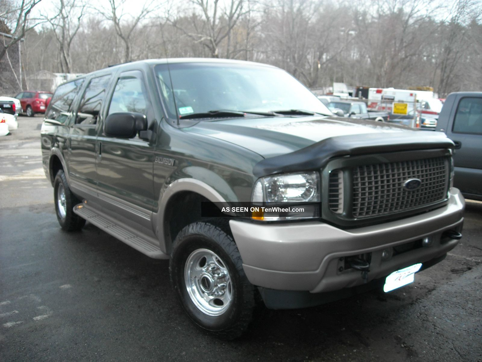lifted sale for excursion ford used limited suv diesel