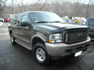 2003 Ford Excursion Eddie Bauer Edition 6.  0l Diesel 4x4 photo