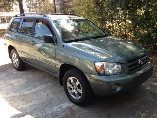 2005 Toyota Highlander Limited Suv 4 - Door 6cyl photo