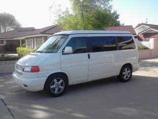 2003 Volkswagen Eurovan Mv Van Camper 3 - Door 2.  8l photo