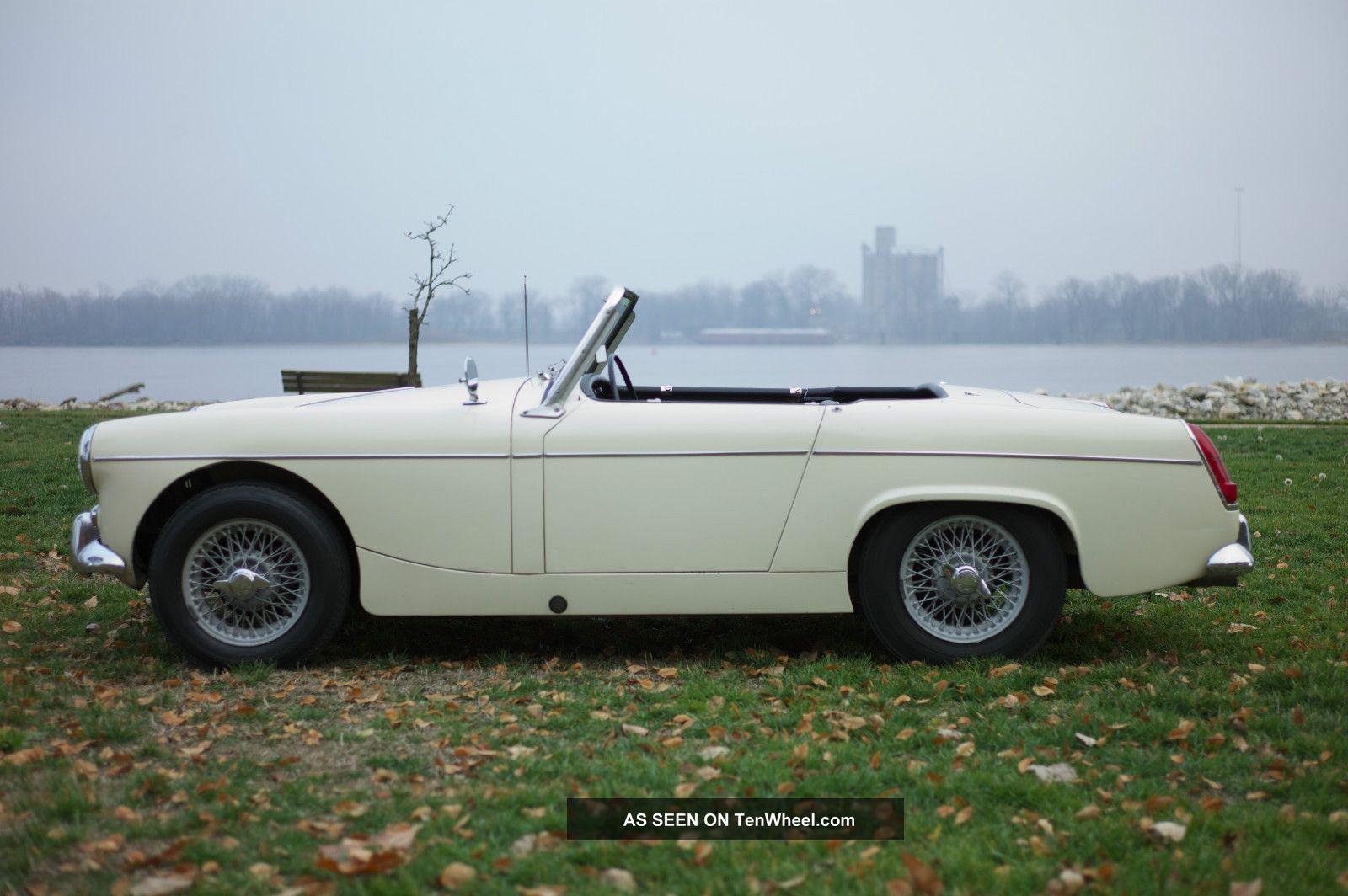 1963 Mki Mg Midget Excellent Rare Condition