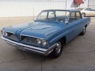 1961 Pontiac Catalina Sedan; 4 Door photo