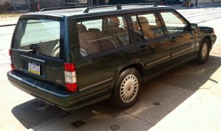 1997 Volvo 960 Wagon - - No Accidents - photo