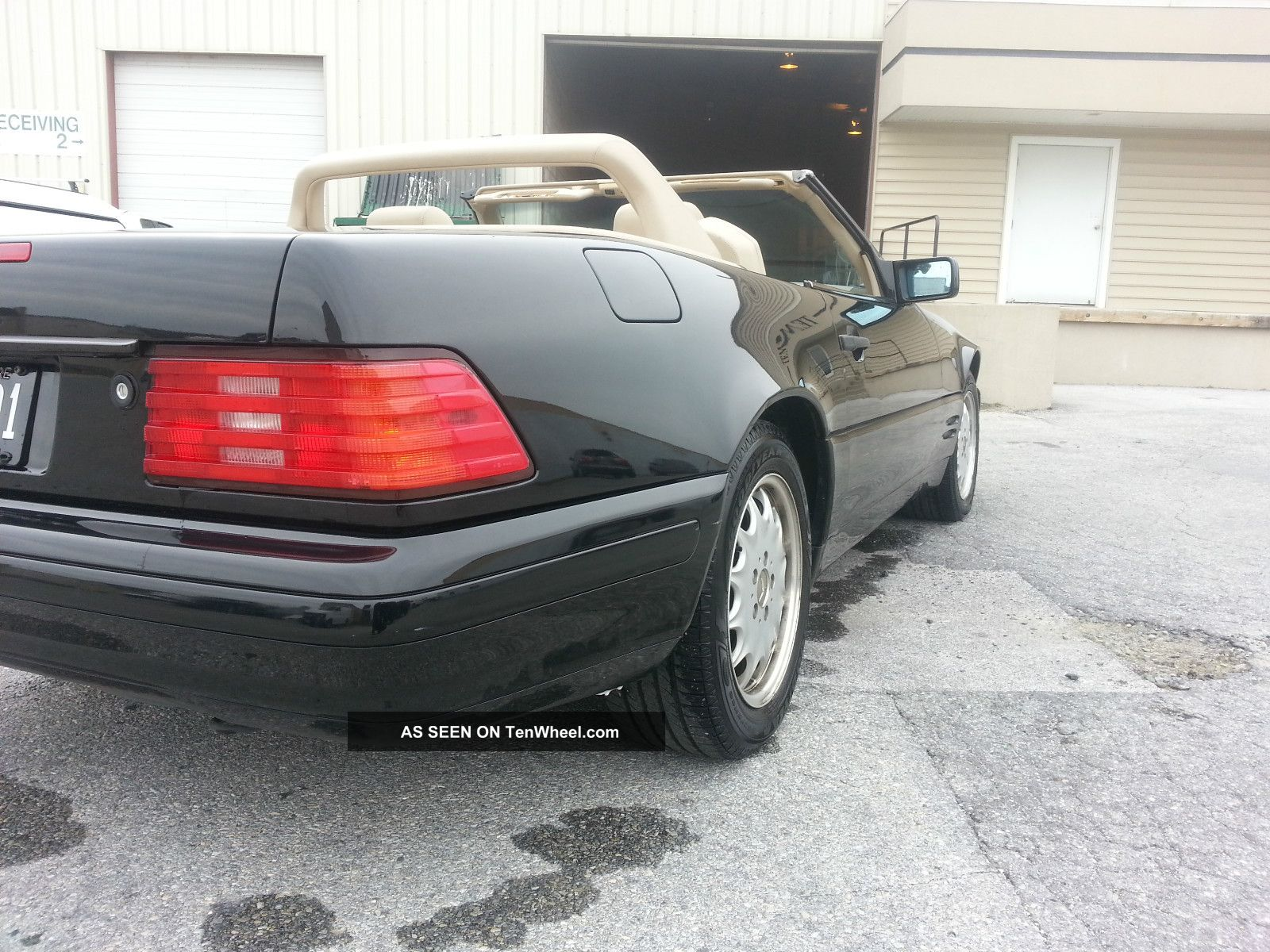 1996 320sl mercedes benz convertible with hard top for Hardtop convertible mercedes benz