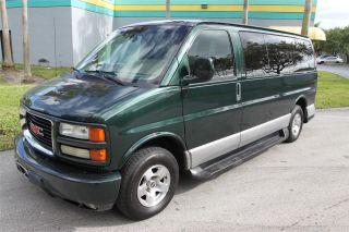 2002 Gmc G1500 Savana Van Car Fax Us Bankruptcy Court photo
