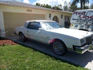 1982 Buick Riviera Convertible photo
