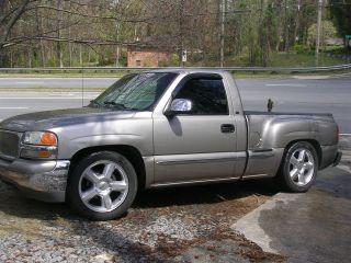 2000 Gmc Sierra Sle - Hotrod - Upgraded photo