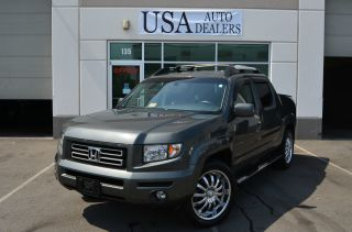 2007 Honda Ridgeline Rtl, , ,  Loaded photo
