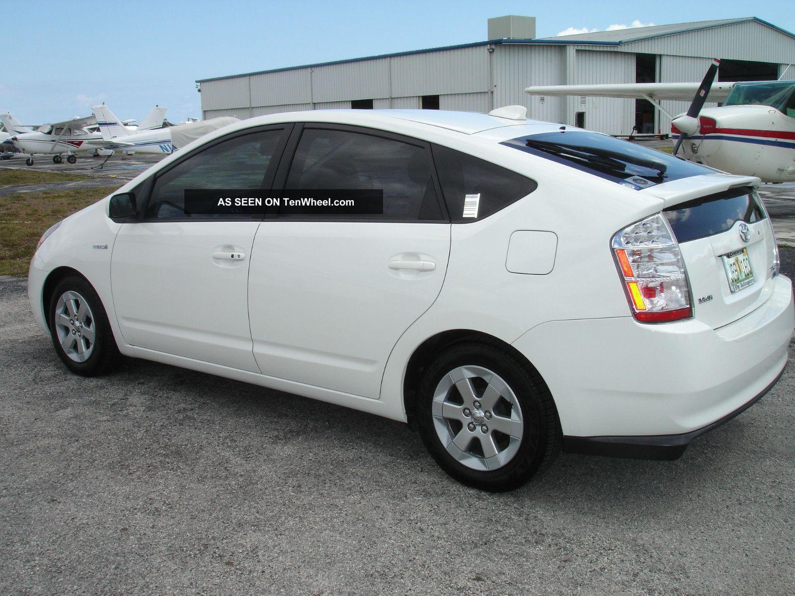 Sub Brands Of Volkswagen >> 2009 Toyota Prius Base Package 6