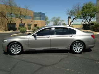 2009 Bmw 750li Sport Luxury Convience Loaded & Pristine In Every Possible Way photo