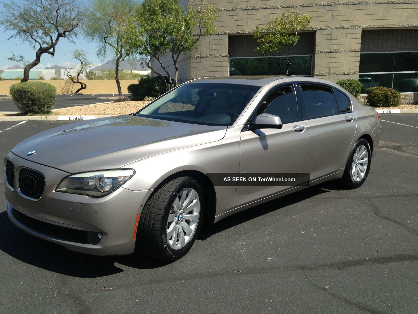 2009 bmw 750li sport luxury convience loaded pristine in. Black Bedroom Furniture Sets. Home Design Ideas