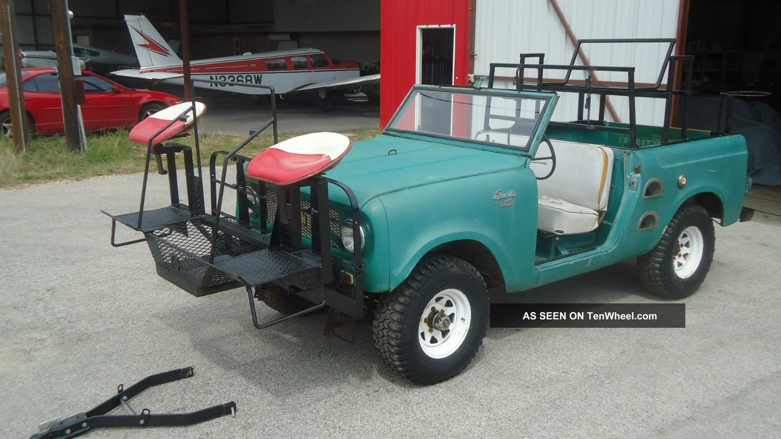 1965 International Scout 4x4 (a Texas Safari Toy) Scout photo
