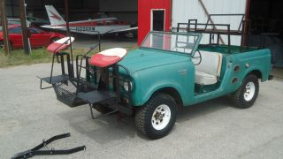 1965 International Scout 4x4 (a Texas Safari Toy) photo