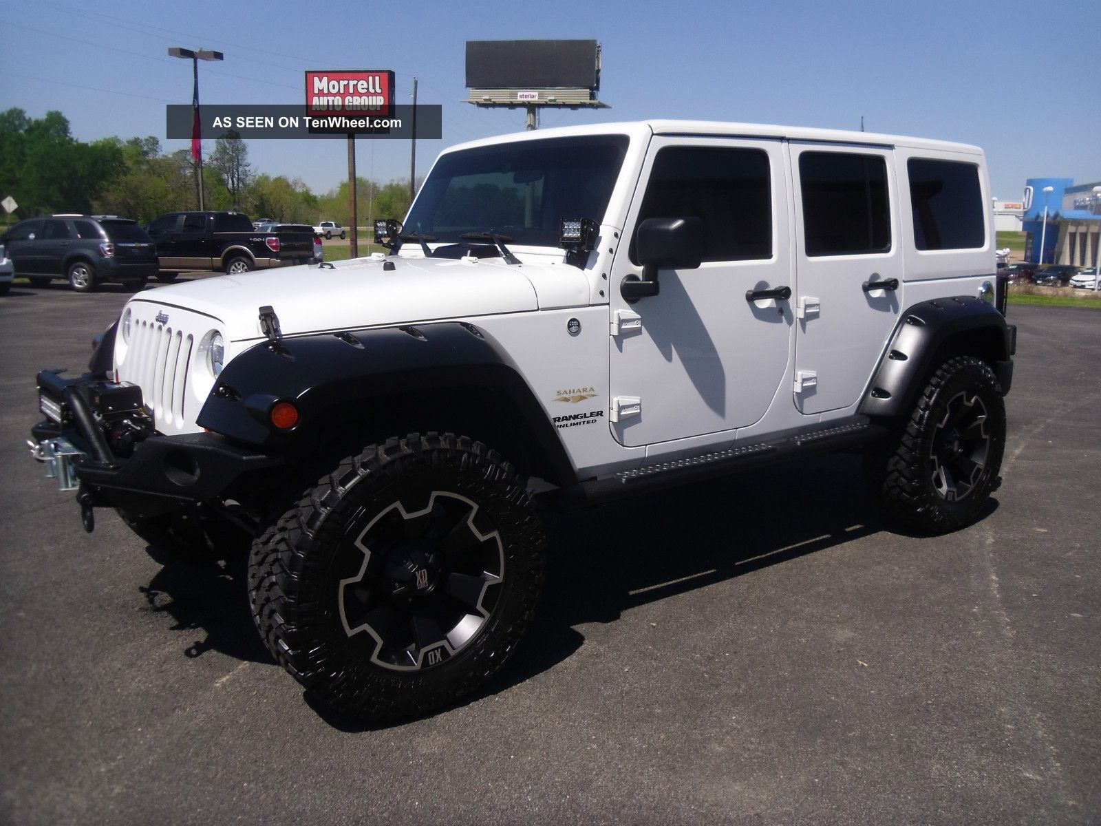 Lifted Jeep Wrangler Unlimited Jeep Wrangler Unlimite...