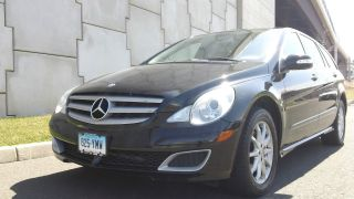 2006 Mercedes - Benz R350 4matic Wagon 4 - Door 3.  5l photo