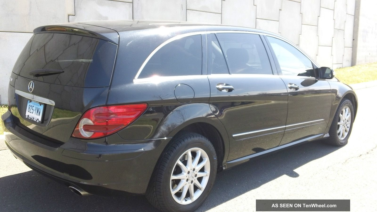 2006 Mercedes Benz R350 4matic Wagon 4 Door 3 5l