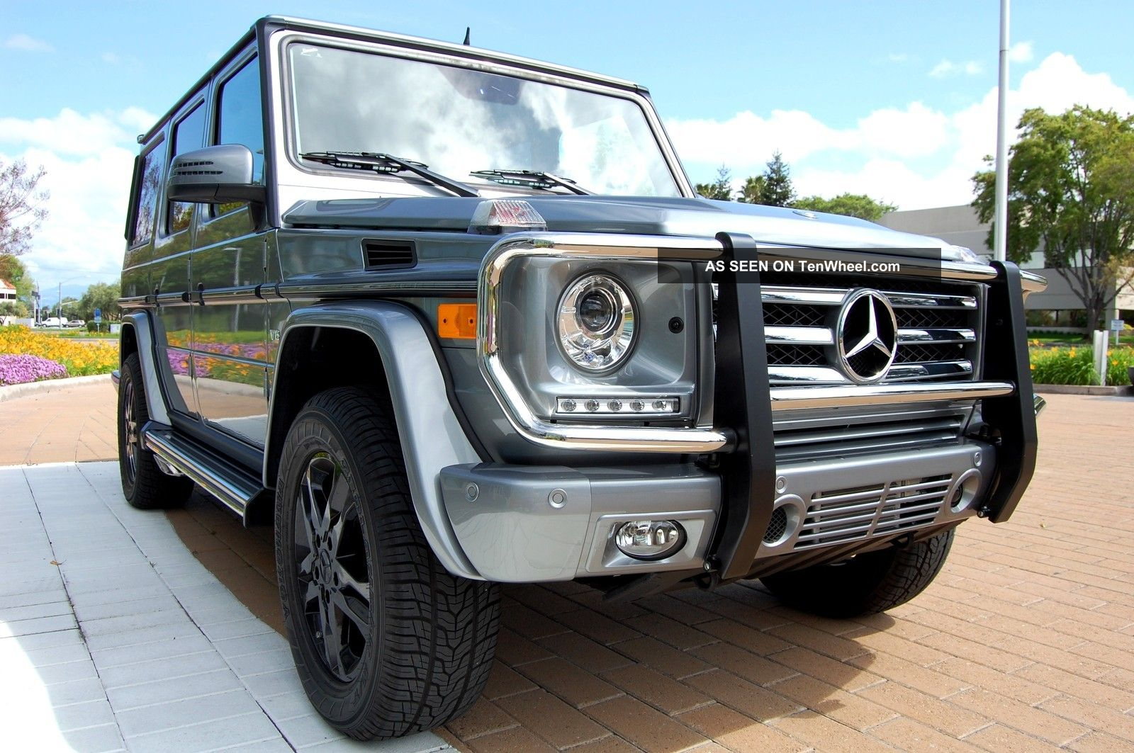 2013 mercedes benz g550 base sport utility 4 door 5 5l for Mercedes benz utility vehicle