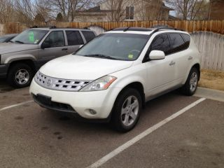 2004 Nissan Murano Sl 3.  5l Loaded photo