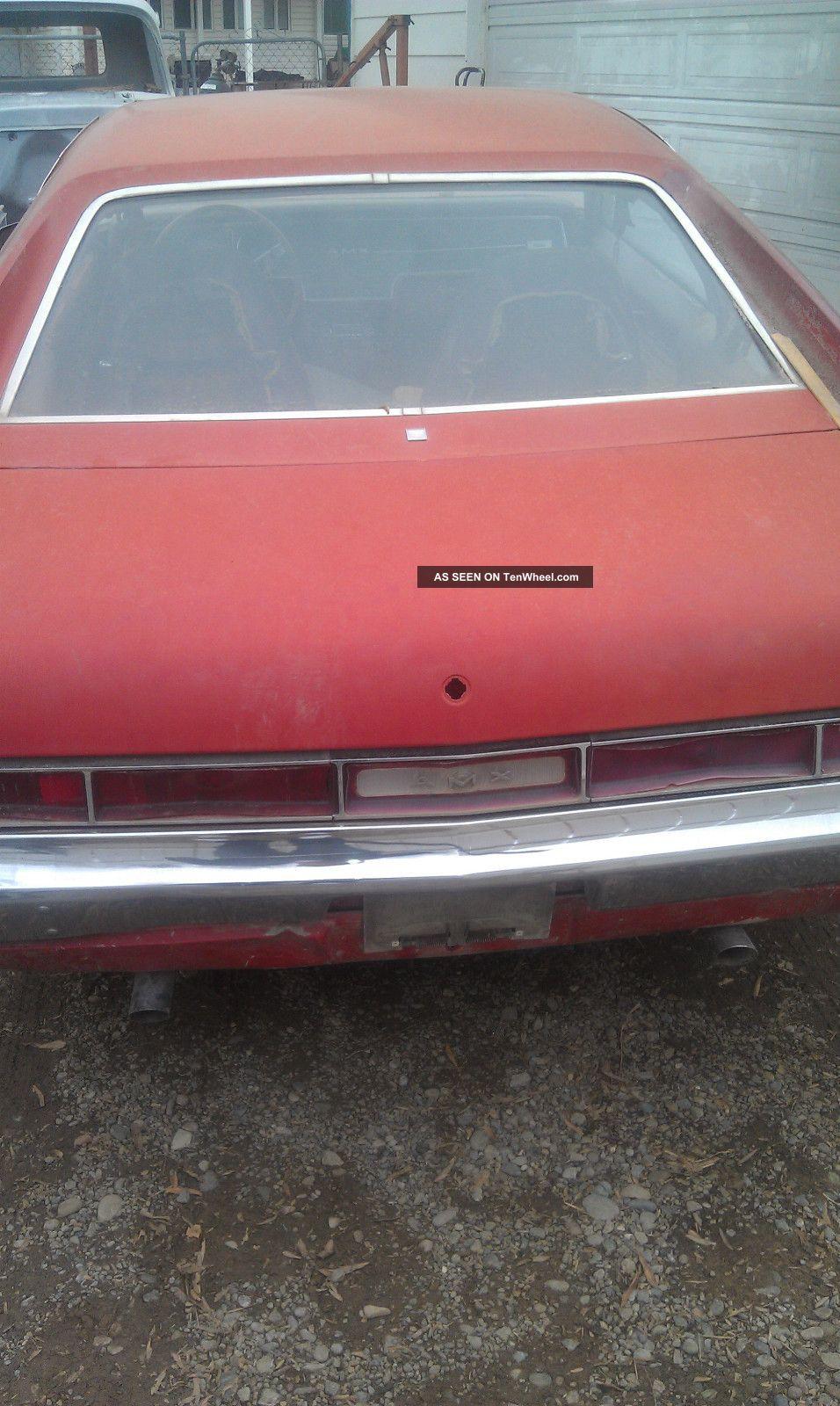 1970 Amx 390 4 Speed Rare Barn Find Make Drag Car Or Race Car 70 AMC photo
