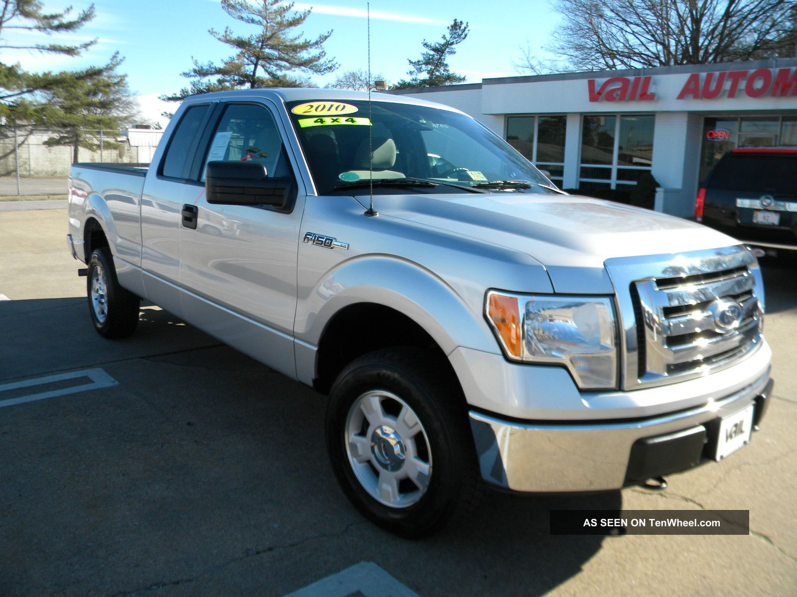 2010 Ford F150 Ext Cab 4x4 Xlt In Va F-150 photo