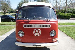1971 Volkswagen Westfalia / Vanagon Bus photo