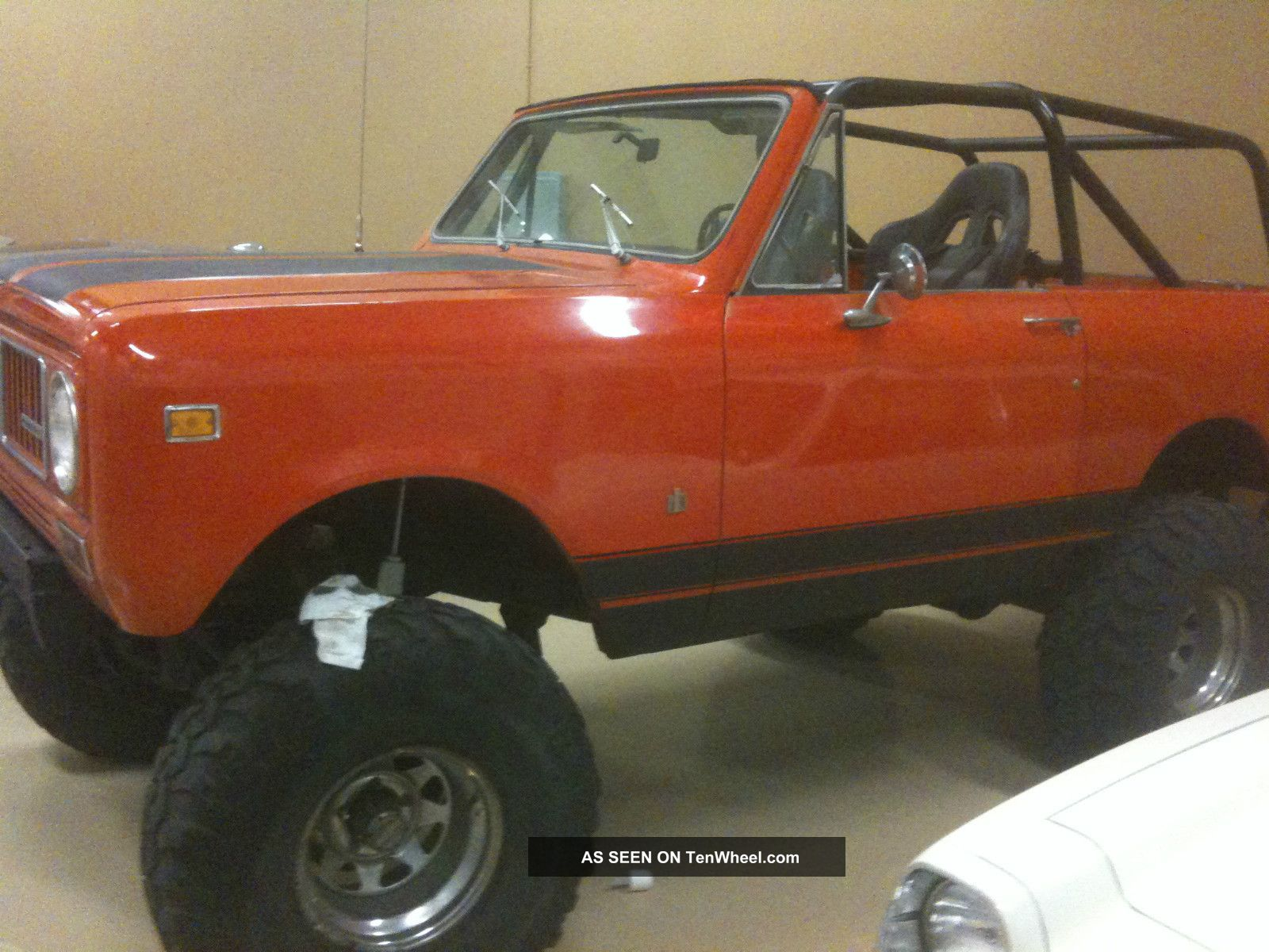 1973 Scout Ii 4sp,  4x4, Scout photo