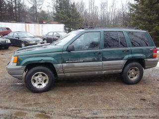 1997 Jeep Grand Cherokee photo