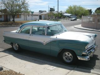 1955 Ford Fairlane Club Sedan photo
