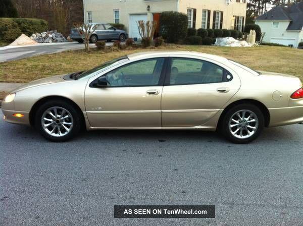 1999 Chrysler Lhs Base Sedan 4 - Door 3.  5l LHS photo