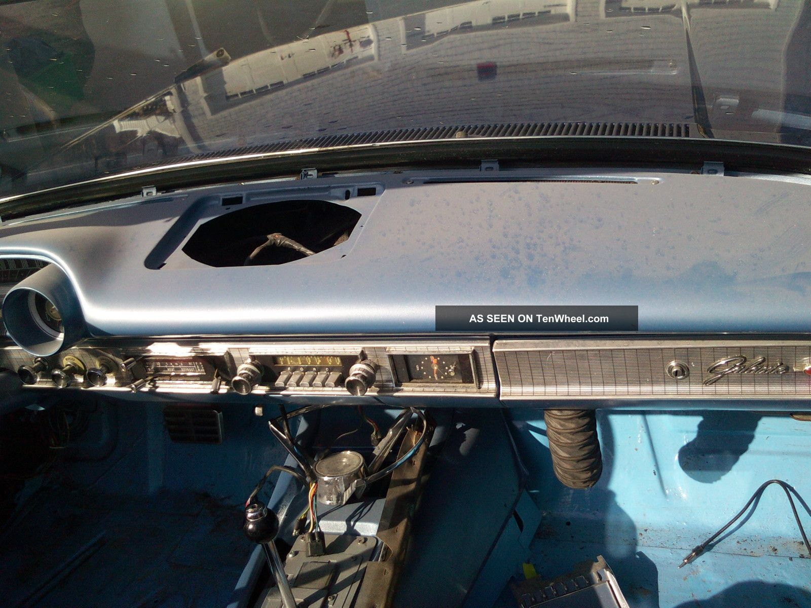 1963 Ford Galaxie Convertible V8 352 Xl500 Clone
