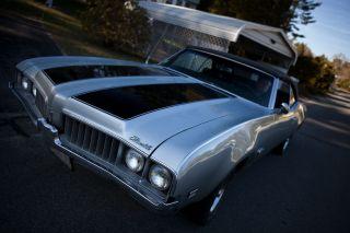 1969 Cutlass S Convertible photo