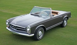 1966 Mercedes 230sl - Gorgeous,  Solid & Mechanically Strong W113 In Rare Colors photo