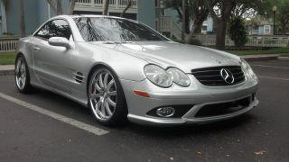 2004 Mercedes Sl500 Sport photo