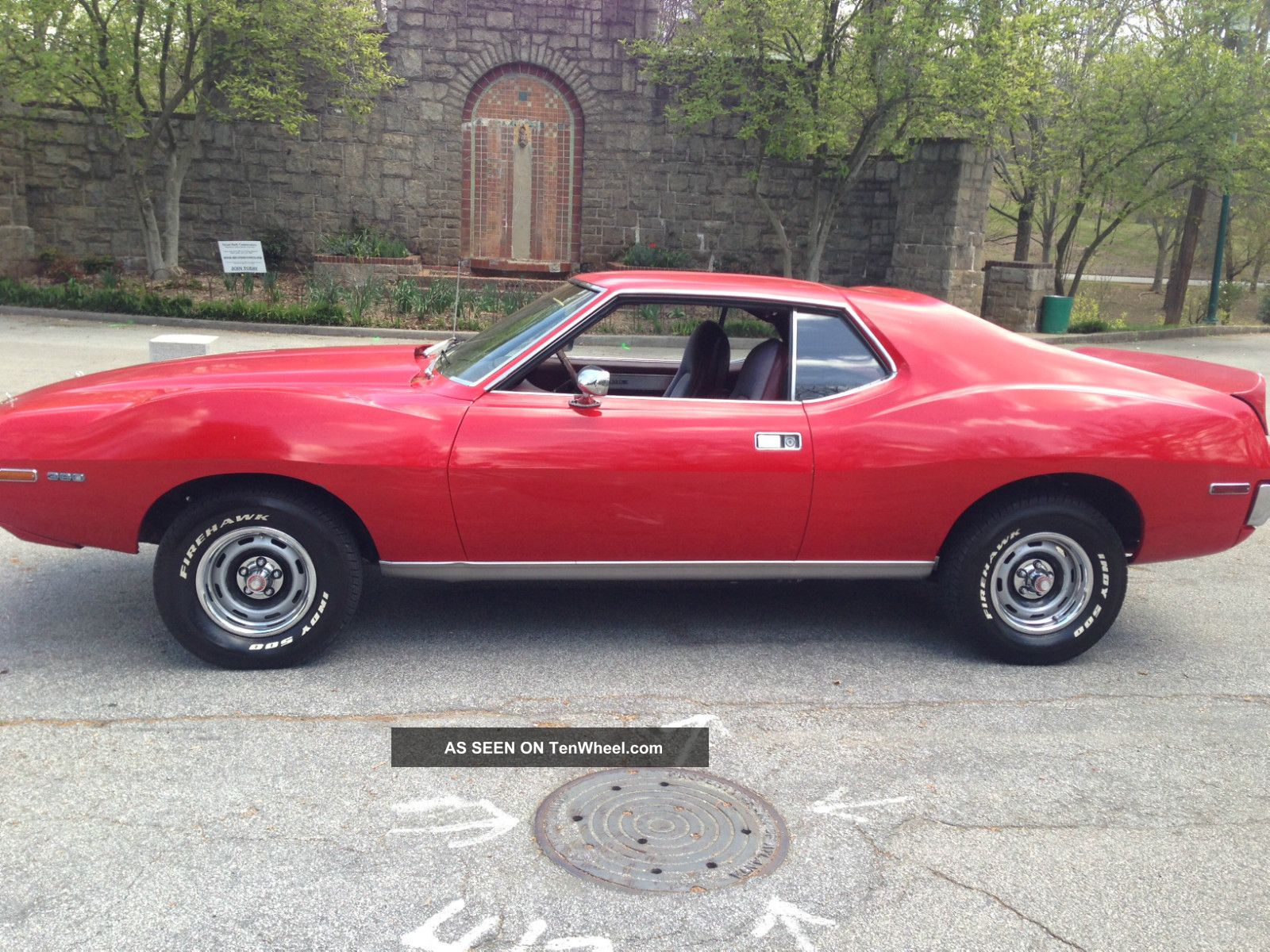 1971 Amc Javelin Amx - - Rare - - AMC photo