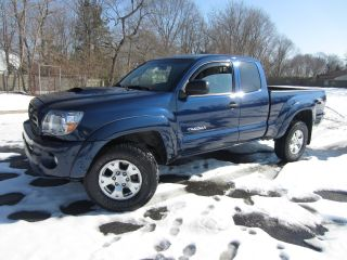 2007 Toyota Tacoma Trd,  Extended Cab,  6speed photo